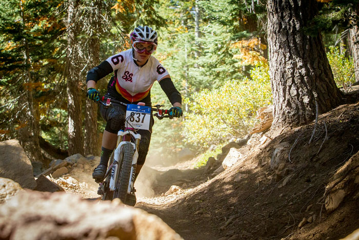 Brianne Spiersch took 4th place Pro Women at the 2014 Northstar event.