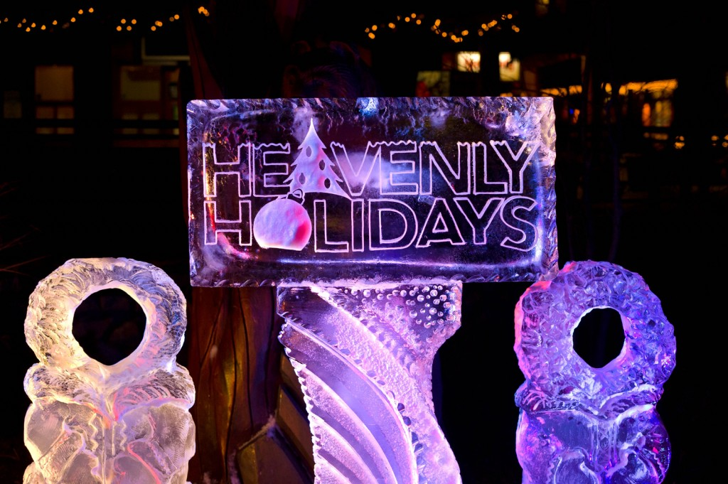 Heavenly Holidays illuminates the season