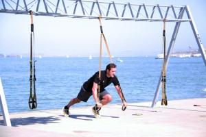 Bay Area Fitness Giants Adding Muscle to Fleet Week