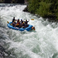 Get Wet Wednesday: Huge hydraulics and steep drops on the Middle Fork American