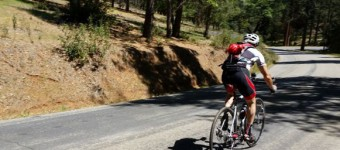 Gears & Grooves Triathlon offers competitive fun in a quaint town