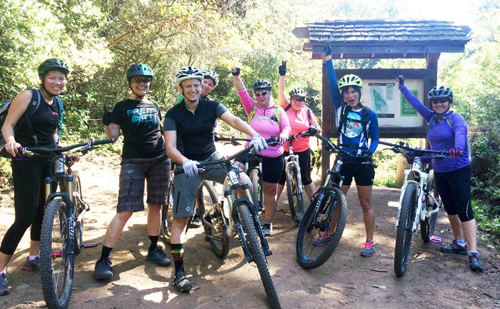 Fat Tire Tuesday: Girl Power