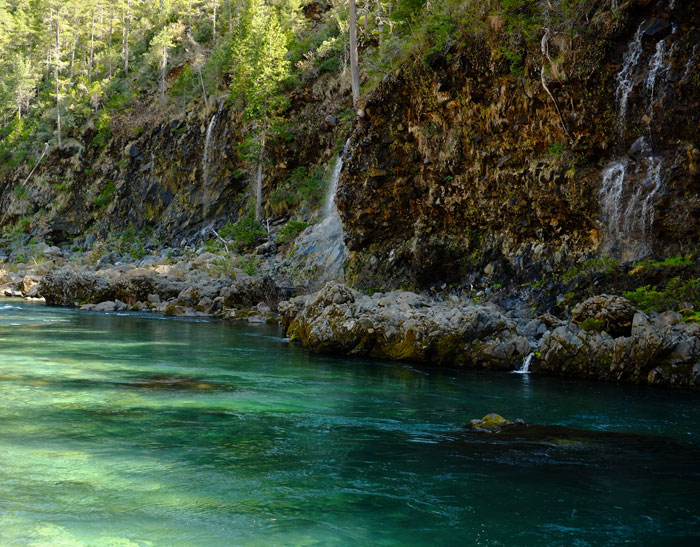 North Fork of the Smith River. Photo by Nate Wilson Photography.