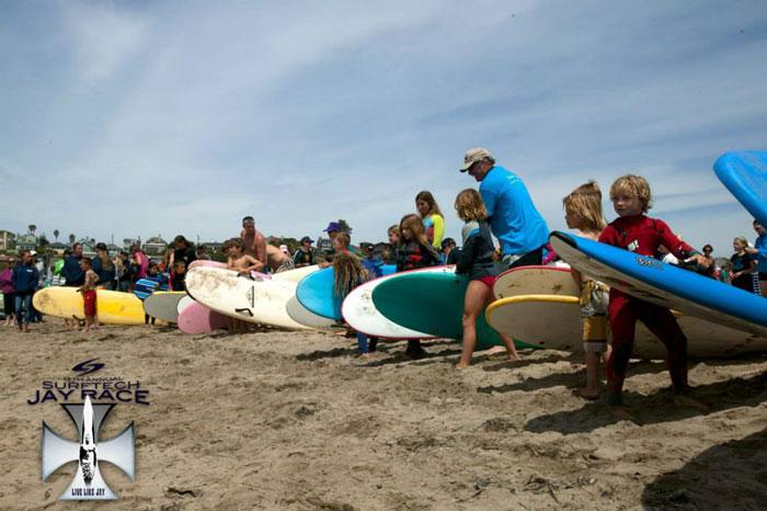 Photo courtesy SurfTech Jay's Race.