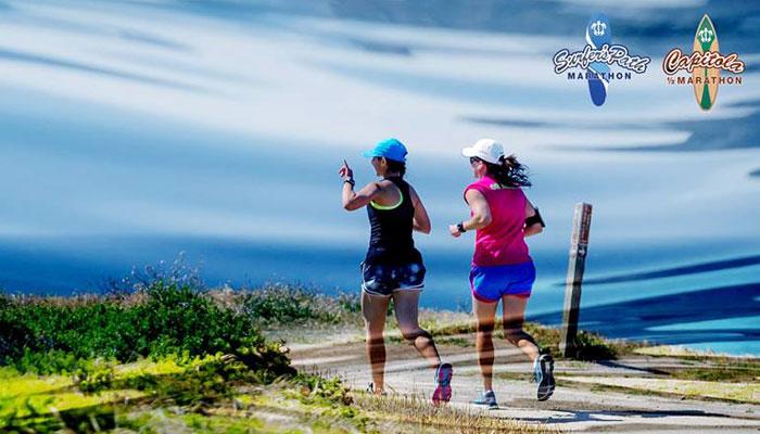 Photo courtesy Surfer's Path Marathon.
