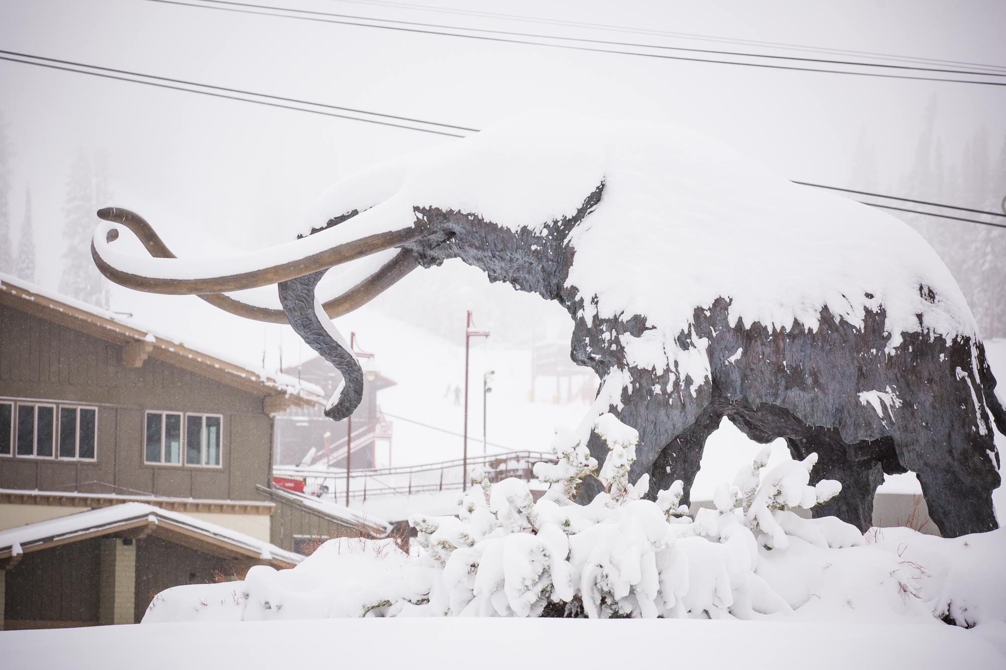 May storm keeps slopes open at Mammoth
