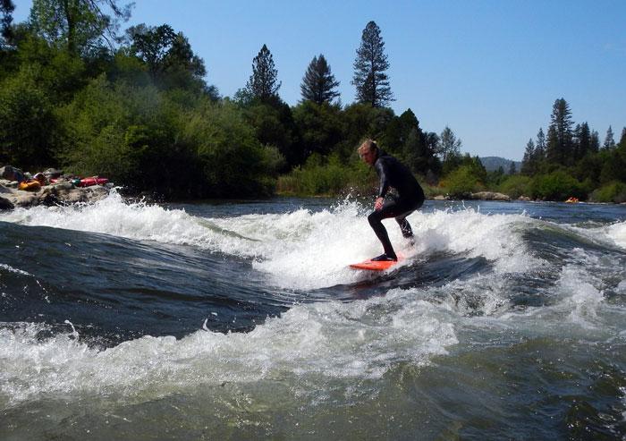Get Wet Wednesday: River scenes
