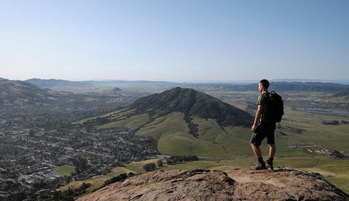 View from Bishop Peak (Visit SLO).