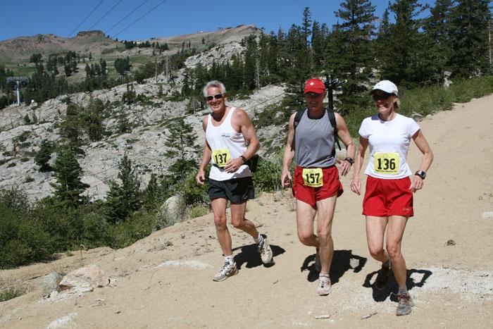 Squaw Mountain Run / Hike