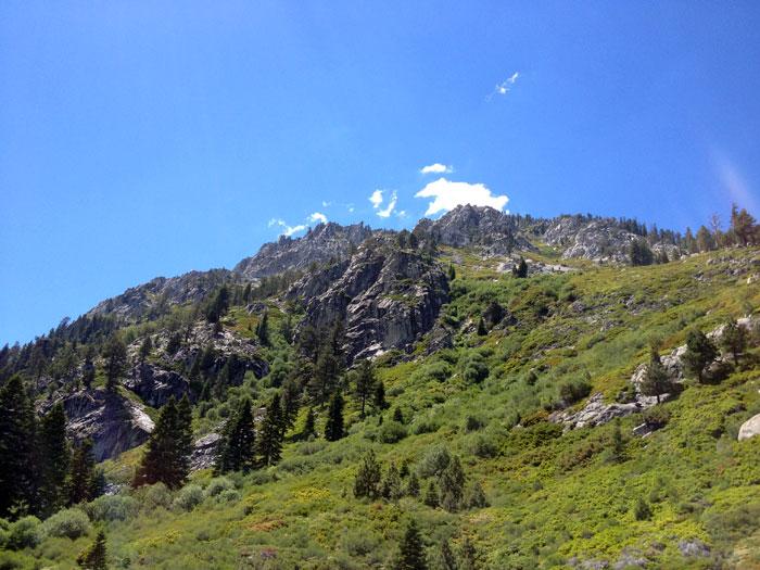 Mountain Monday: Donner Climb Time