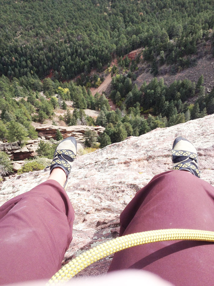 Mountain Monday: So, There I Was …
