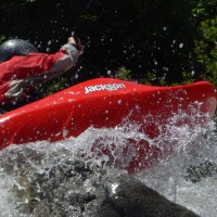 Get Wet Wednesday: Letting it fly