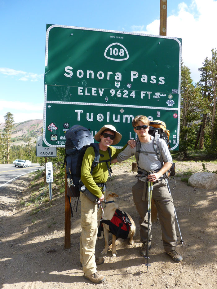 PCT-Sonora-Pass