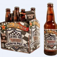 A Beer Worth Earning: Bear Republic's Grand Am Pale Ale