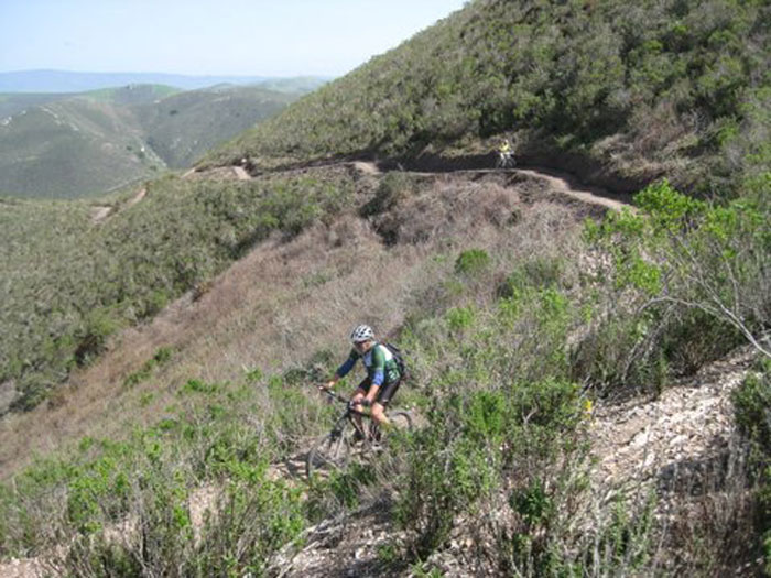 Photo: Paul Reinhardt / Central Coast Concerned Mountain Bikers.