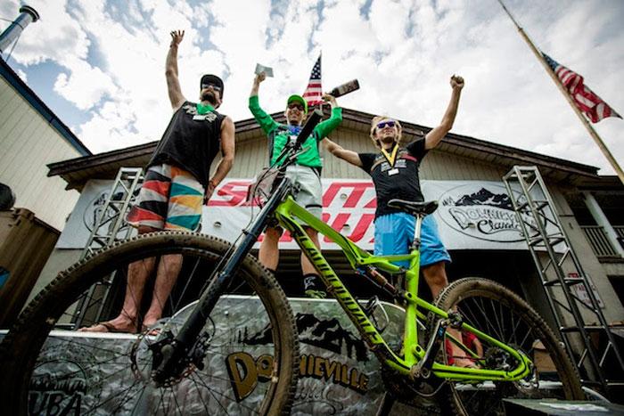 Jason Moeschler: 2015 All Mountain World Champion