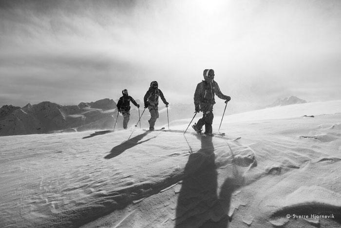 From Chasing Shadows. Photo: Sverre Hjornevik
