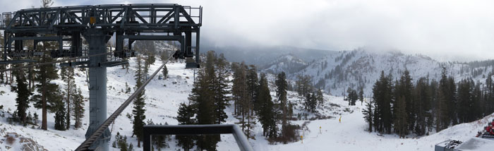 Alpine Meadows and Squaw Valley to Open Early
