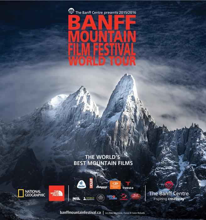 Mountain Monday: Ode to Banff Mountain Film Festival