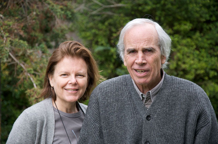 Doug and Kris Tompkins. Photo: Sam Beebe / Ecotrust