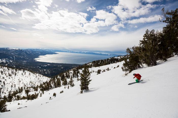 beginner fully guided & hosted ski