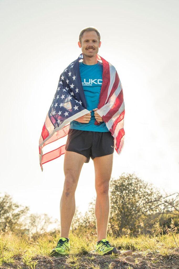 Marathoner Jared Ward Joins GLUKOS Energy Roster of Ambassadors