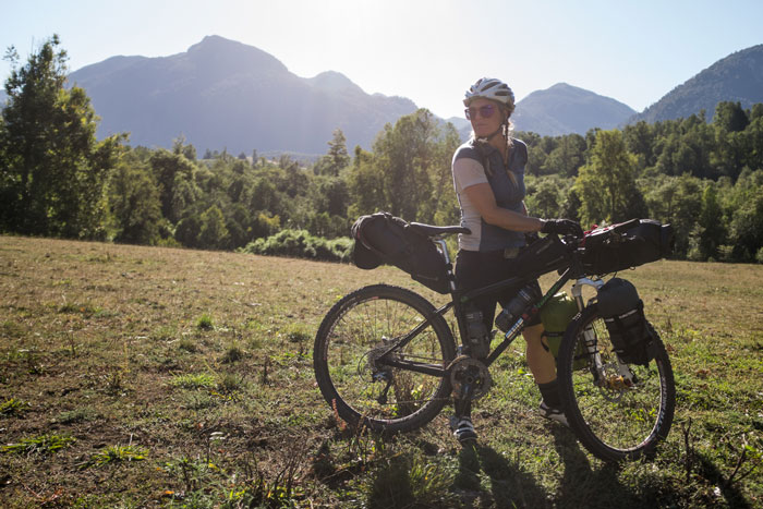 Mountain bikers are proving to be a central part of the conservation movement (Blackburn/Brian Vernor).