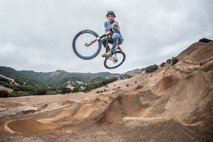 Stafford Lake Bike Park (Ken Viale Photography).