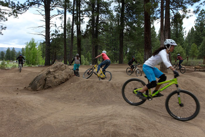 Truckee Bike Park (contributed).