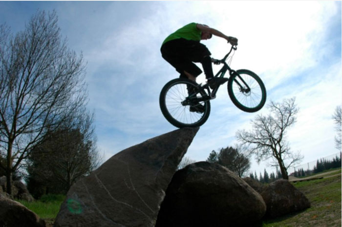 Woodward Bike Park (contributed).