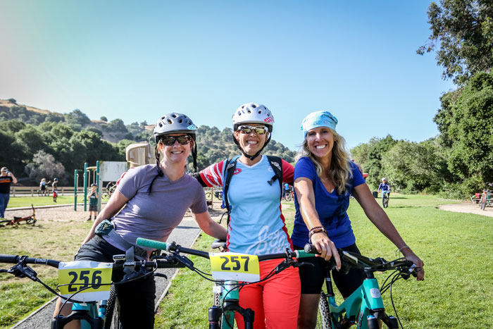Girls Rock leaders take on enduro.
