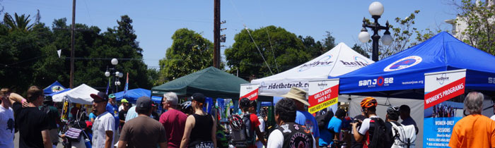 Silicon Valley Bikes! Festival and Bicycle Show 2016