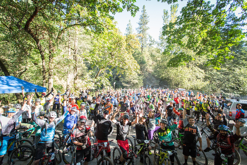 A sell-out event, the Ashland Mountain Challenge boasted an amazing vibe with hundreds of enthusiastic riders ready to shred.