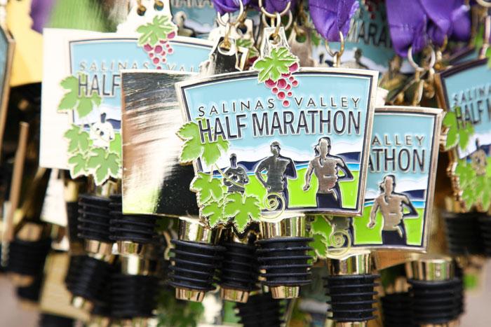 Salinas Valley Half Marathon 2016