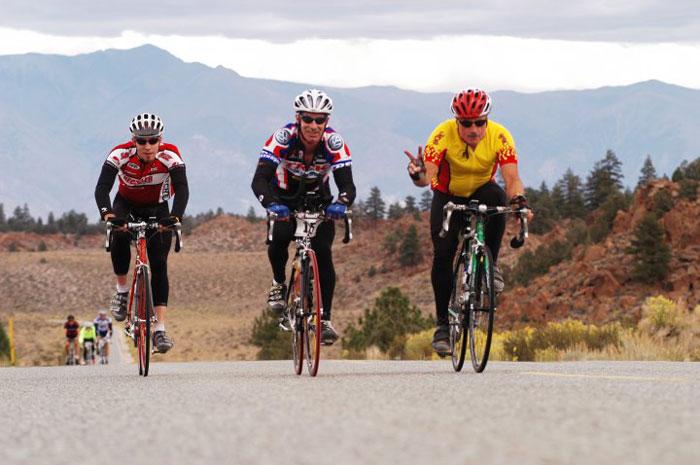 Death Ride: Tour of the California Alps 2016
