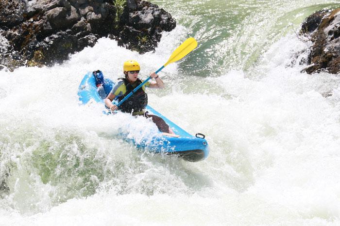 Mountain Monday: Trinity River Adventure