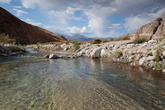 Whitewater Preserve is a gateway to the newly established Sand to Snow National Monument Jack Thompson/TWC).