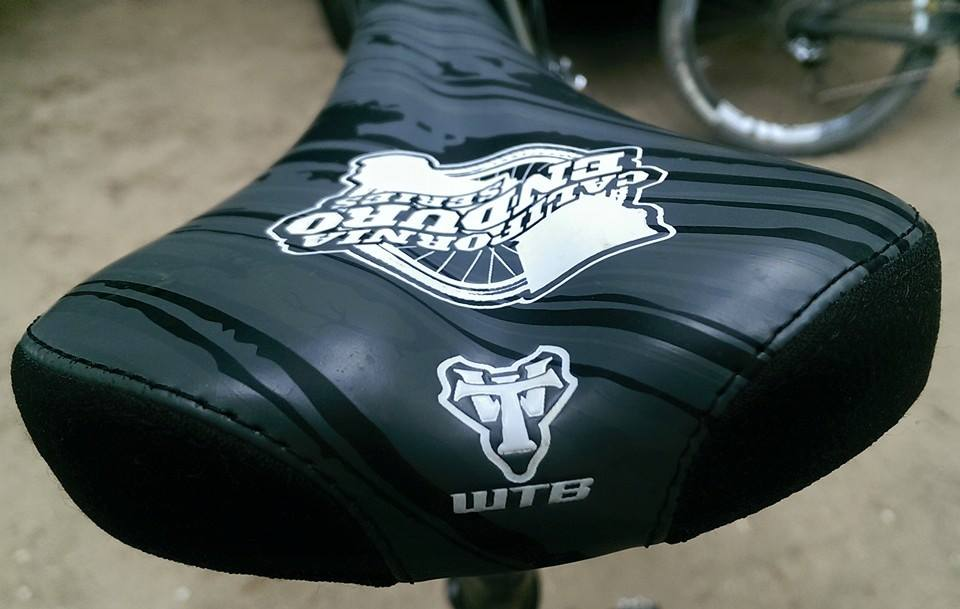 WTB contributed these custom Volt saddles to be awarded to season winners. They are also available for purchase, with proceeds benefiting the series. Photo: Called to Creation.