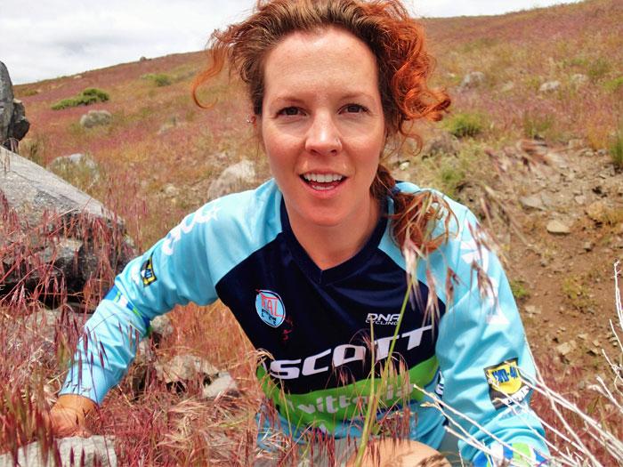 Teal Stetson-Lee's Women's MTB Ride Weekend in the Lost Sierra