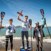 Top Watermen Compete in Inaugural Red Bull Heavy Water