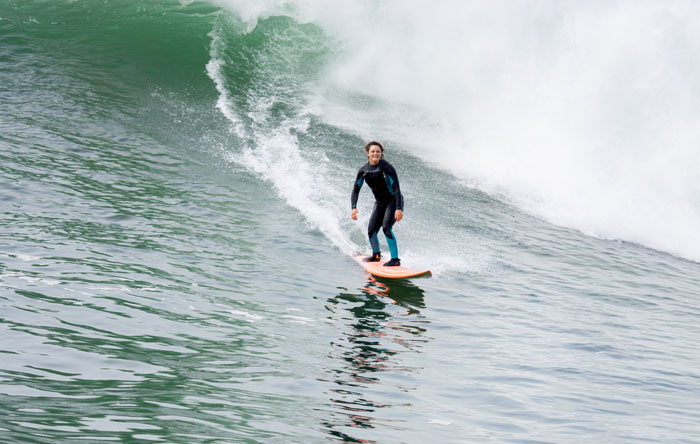 Big Wave Women