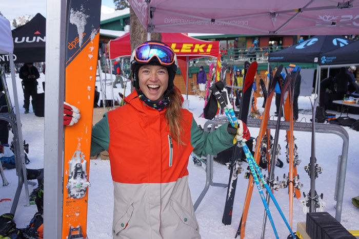 11th Annual Lake Tahoe Backcountry Demo Event