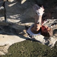 This is what Badass Climbing Looks Like.