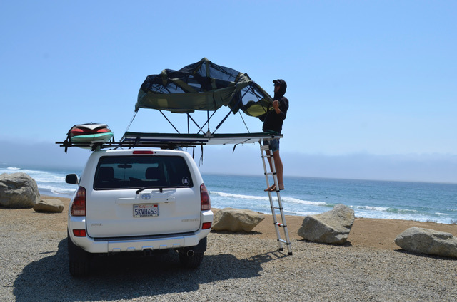 Tepui Tents a leading manufacturer of rooftop tents and outdoor adventure gear announced it was awarded a utility patent for its innovative rooftop tent ... : tepui tent - memphite.com