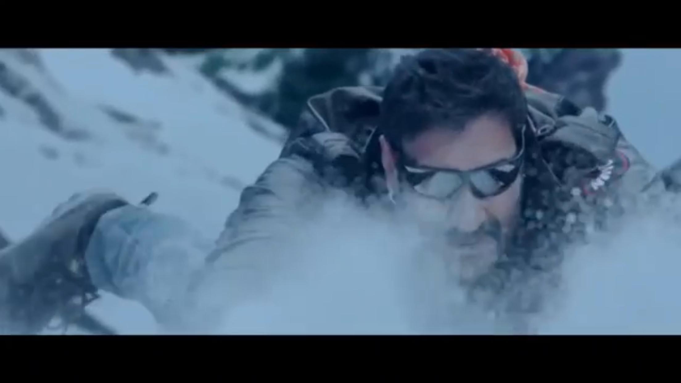 Bollywood Climbing like a Boss