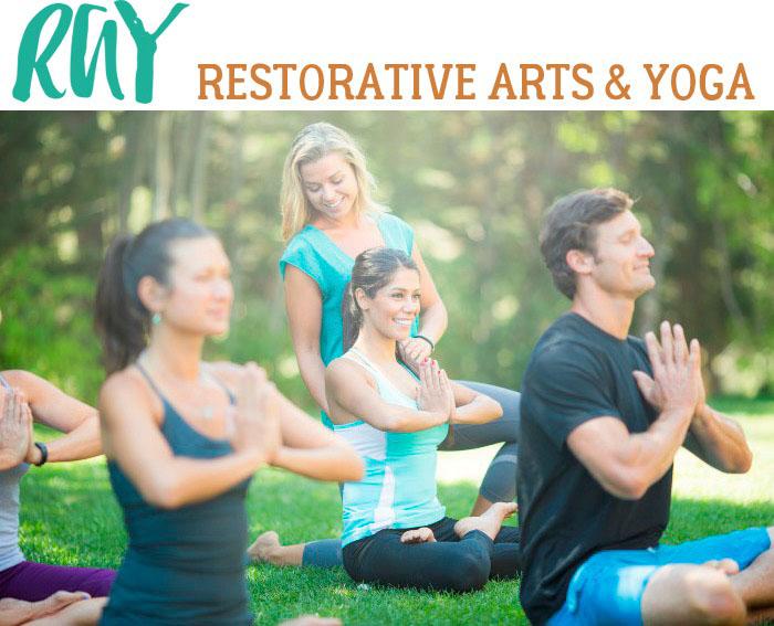Restorative Arts & Yoga Festival 2017