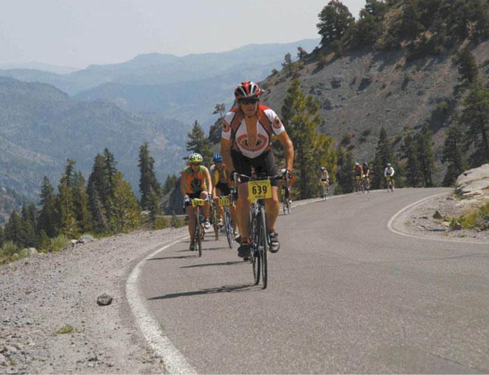 Tour of the California Alps – Death Ride 2017