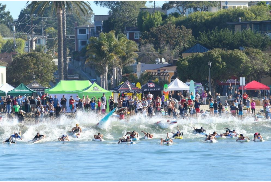 Paddleboard USA Championships to Held in Partnership with The Jay Race
