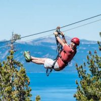 Heavenly Mountain Resort Debuts Silver Zip Line Tour