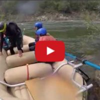 High Water Rafting Flip